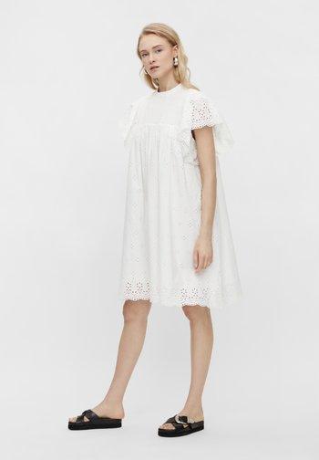 YASMITHA DRESS  - Robe d'été - star white