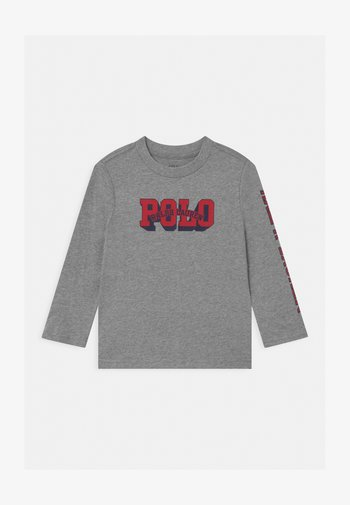 Long sleeved top - league heather