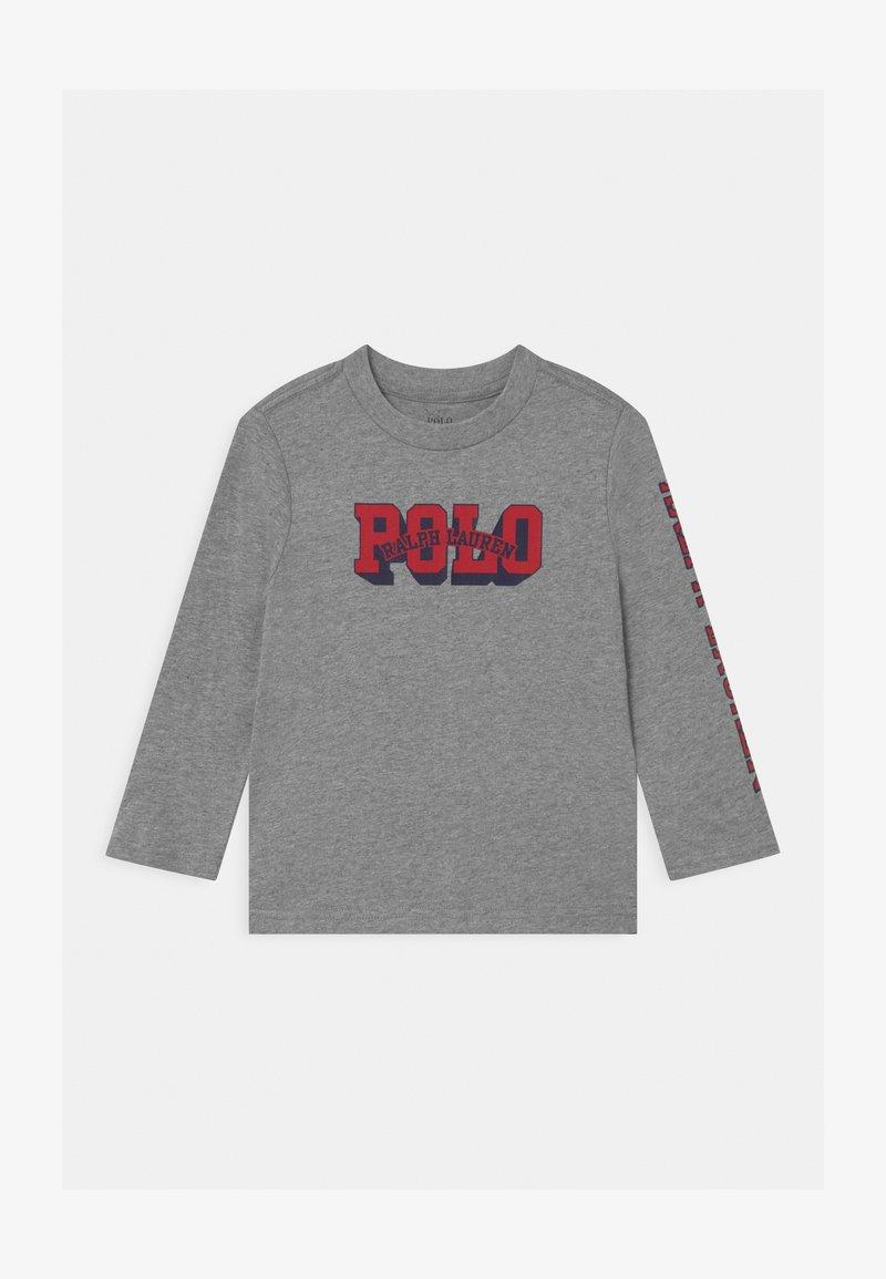 Polo Ralph Lauren - Long sleeved top - league heather