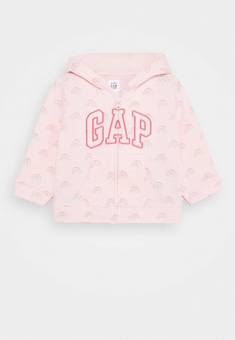 GAP - ARCH HOOD - Sweat à capuche - pink cameo