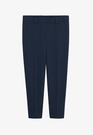 LEONOR8 - Trousers - dunkles marineblau