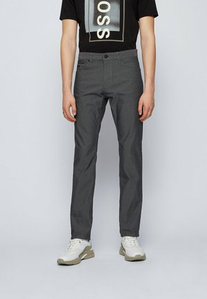 MAIN - Pantalon classique - black