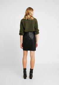 Noisy May - Mini skirt - black - 2