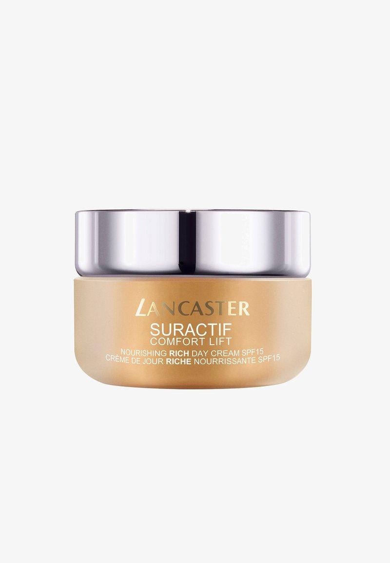 Lancaster Beauty - SURACTIF COMFORT LIFT NOURISHING RICH DAY CREAM SPF 15 - Face cream - -