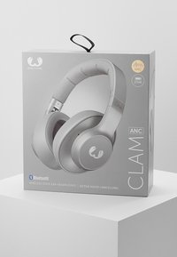 Fresh 'n Rebel - CLAM ANC WIRELESS OVER EAR HEADPHONES - Koptelefoon - ice grey - 4