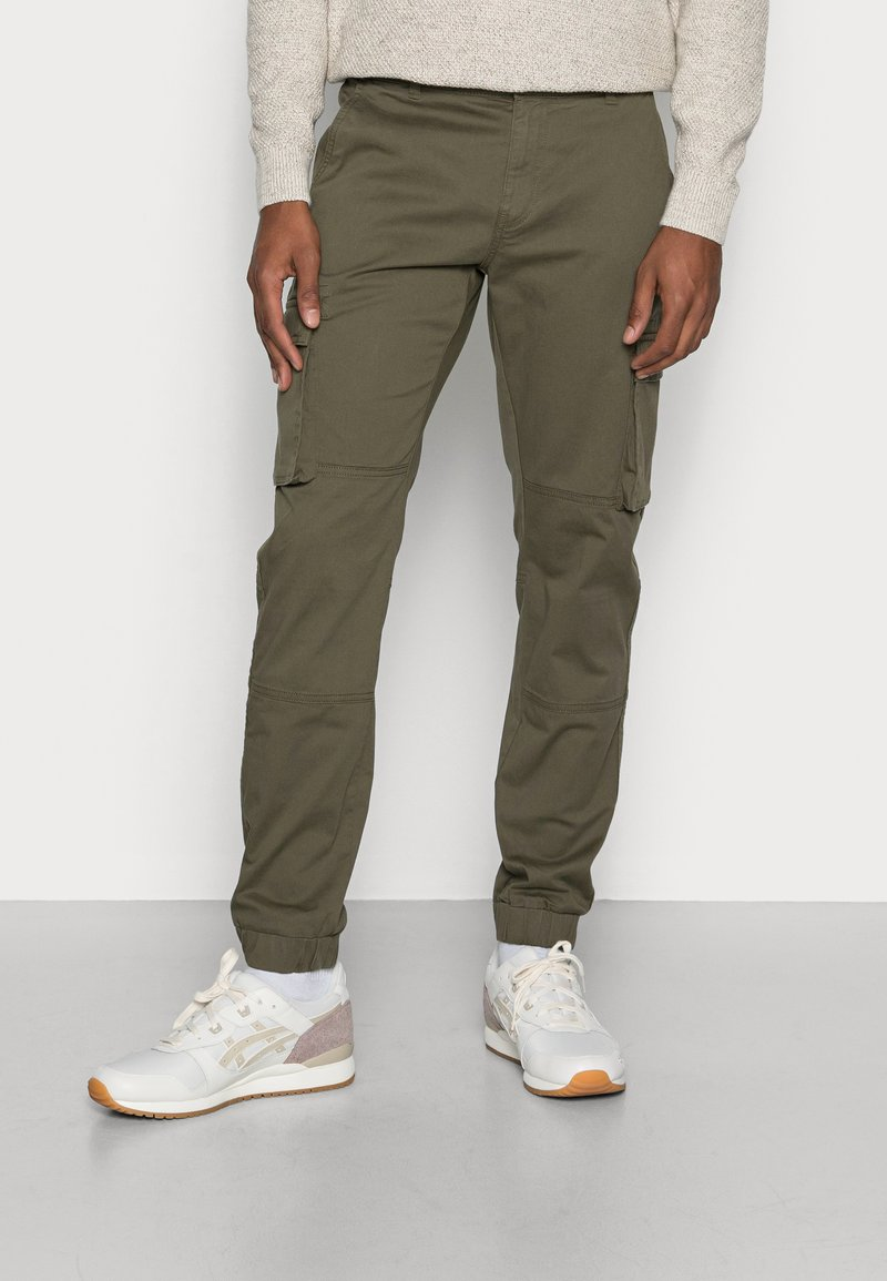 Only & Sons - ONSCAM STAGE CUFF - Cargobroek - olive night