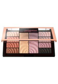 Maybelline New York - TOTAL TEMPTATION PALETTE - Eyeshadow palette - 01 - 1