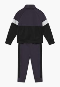 Nike Sportswear - COLOR BLOCK TRICOT BABY SET  - Tracksuit - black - 1
