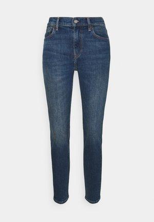 Skinny džíny - medium indigo