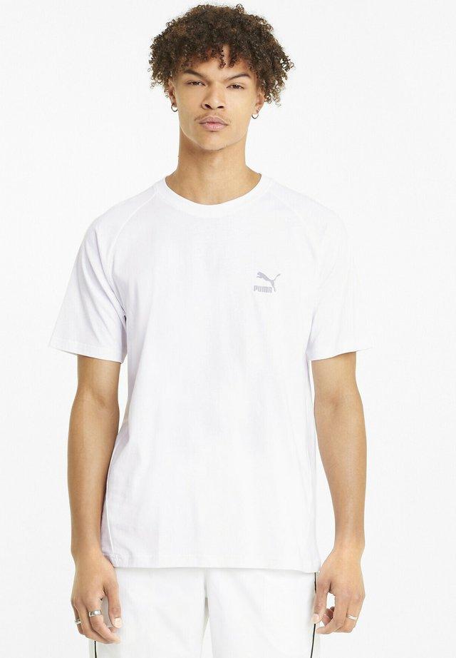CLASSICS TECH  - T-shirt basique - puma white
