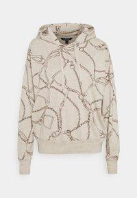 COZETT - Sweatshirt - farro heather mul