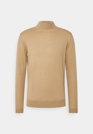 TURTLENECK - Jumper - camel