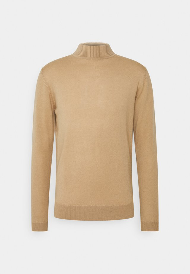 TURTLENECK - Trui - camel
