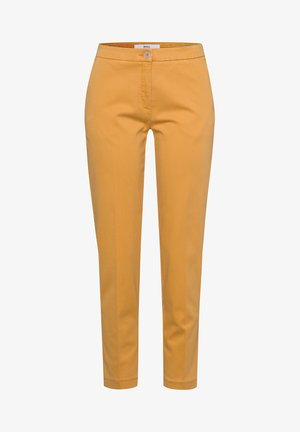 STYLE MARON - Trousers - saffron
