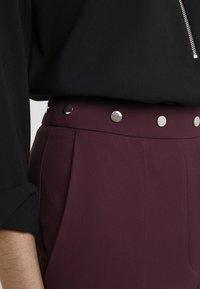 HUGO - HIEGA - Kalhoty - medium red - 4