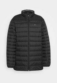 LIGHT WEIGHT SIDE LOGO JACKET - Veste d'hiver - black