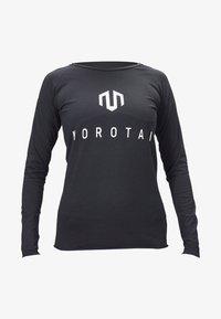 MOROTAI - Long sleeved top - black - 5