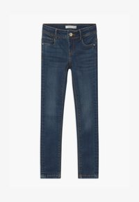 Name it - NKFPOLLY - Jeans Skinny Fit - dark blue denim - 0