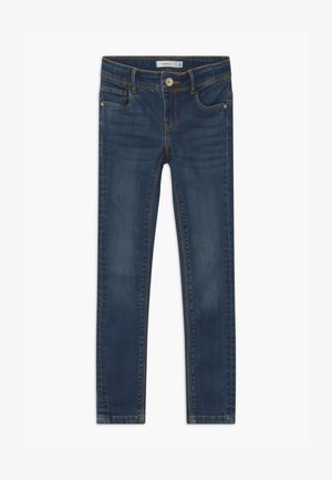 NKFPOLLY - Jeans Skinny - dark blue denim