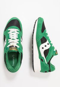 Saucony - SHADOW DUMMY - Trainers - amazon/limo