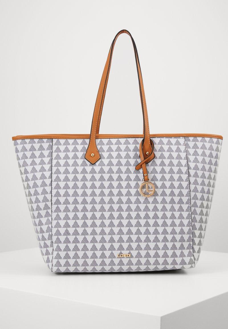 L.CREDI - EVE - Tote bag - weiss