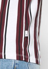 Burton Menswear London - 2 PACK - T-shirt print - white - 5