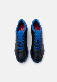 Umbro - VELOCITA V CLUB TF - Astro turf trainers - black /white/victoria blue - 3