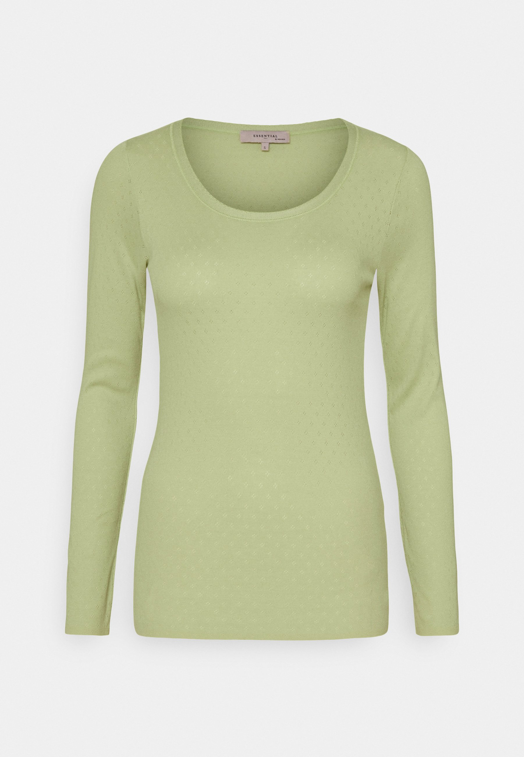 Women ESSENTIAL NEW POINTELLE - Long sleeved top