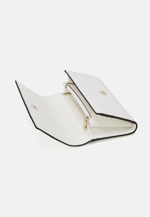 TRIFOLD - Portefeuille - white