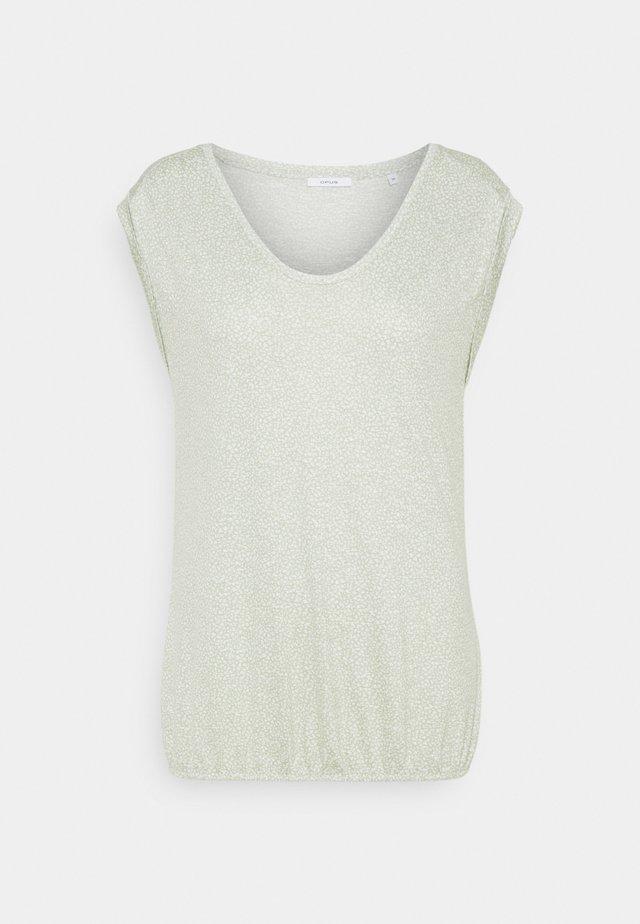 STROPI ROS - T-shirts med print - pistachio