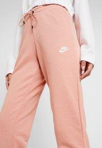 Nike Sportswear - PANT TIGHT - Tracksuit bottoms - pink quartz/white - 3