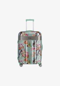 Titan - SPOTLIGHT FLASH - Wheeled suitcase - mint blossom - 1