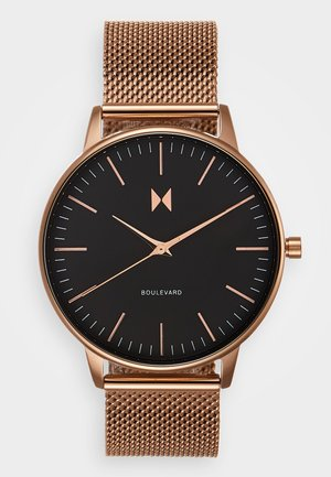 BOULEVARD MAGNOLIA - Watch - gold-coloured