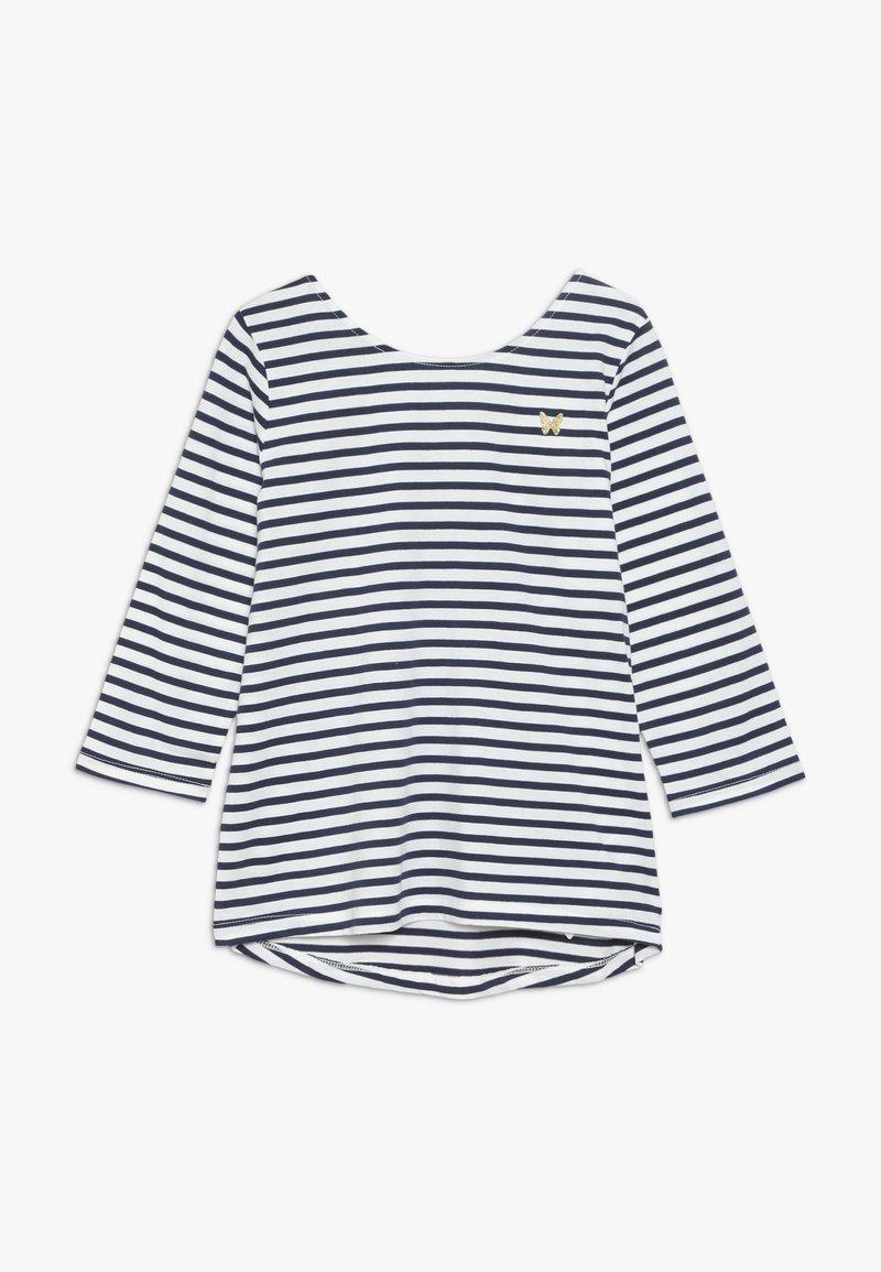 OshKosh - KIDS BUTTERFLY BACK TEE - Long sleeved top - dark blue