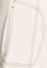 DRYKORN - OCTARIA - A-line skirt - ecru - 2