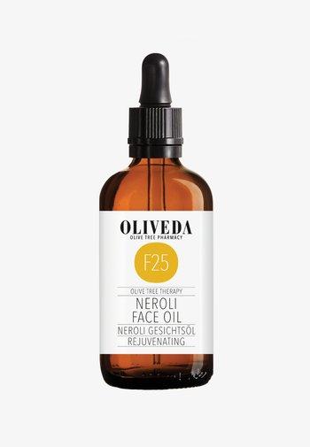 FACIAL OIL NEROLI - REJUVENATING - Face oil - -