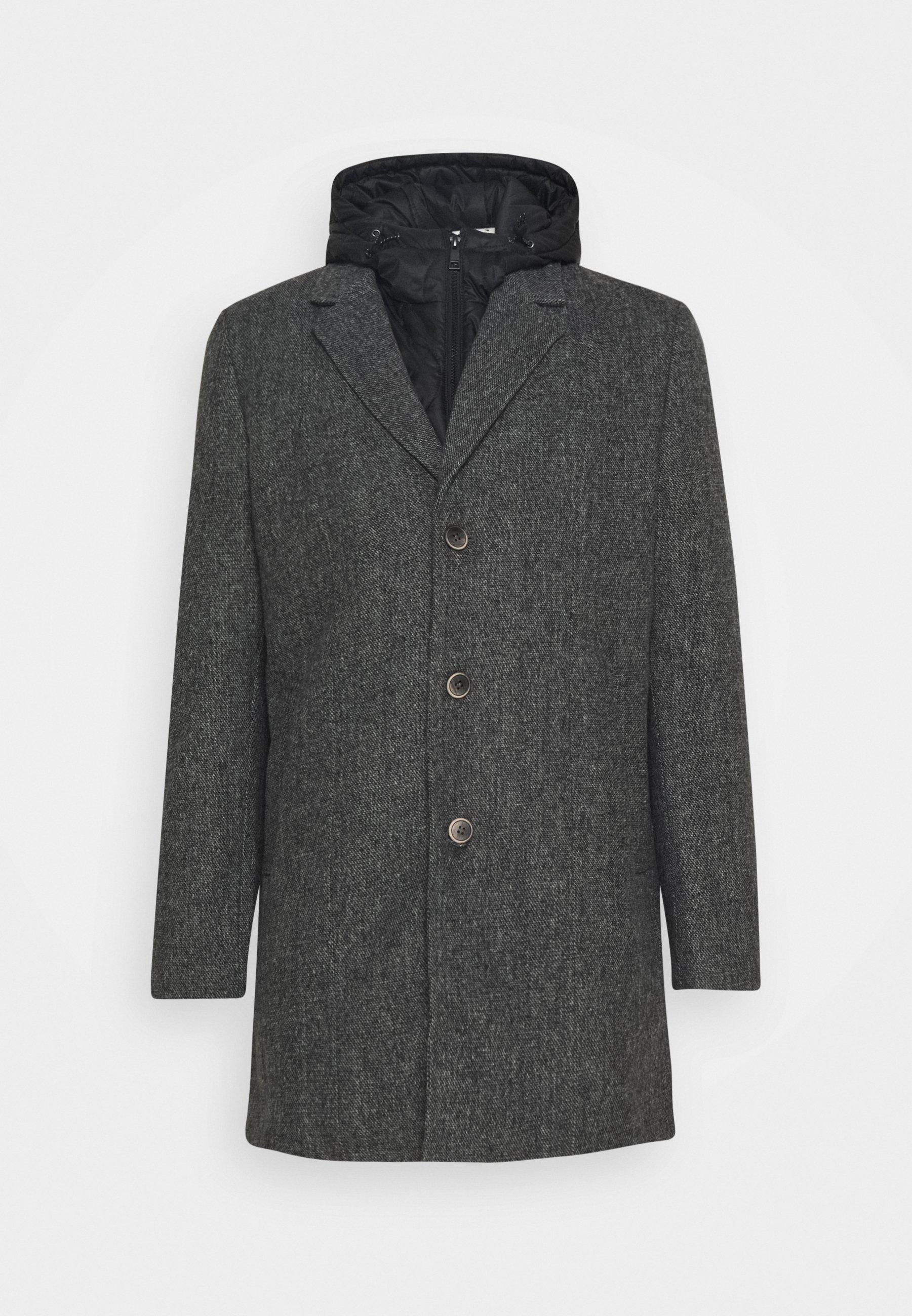 Mantel grey melange