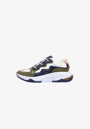 ONSET - Sneakers basse - army/nav.p