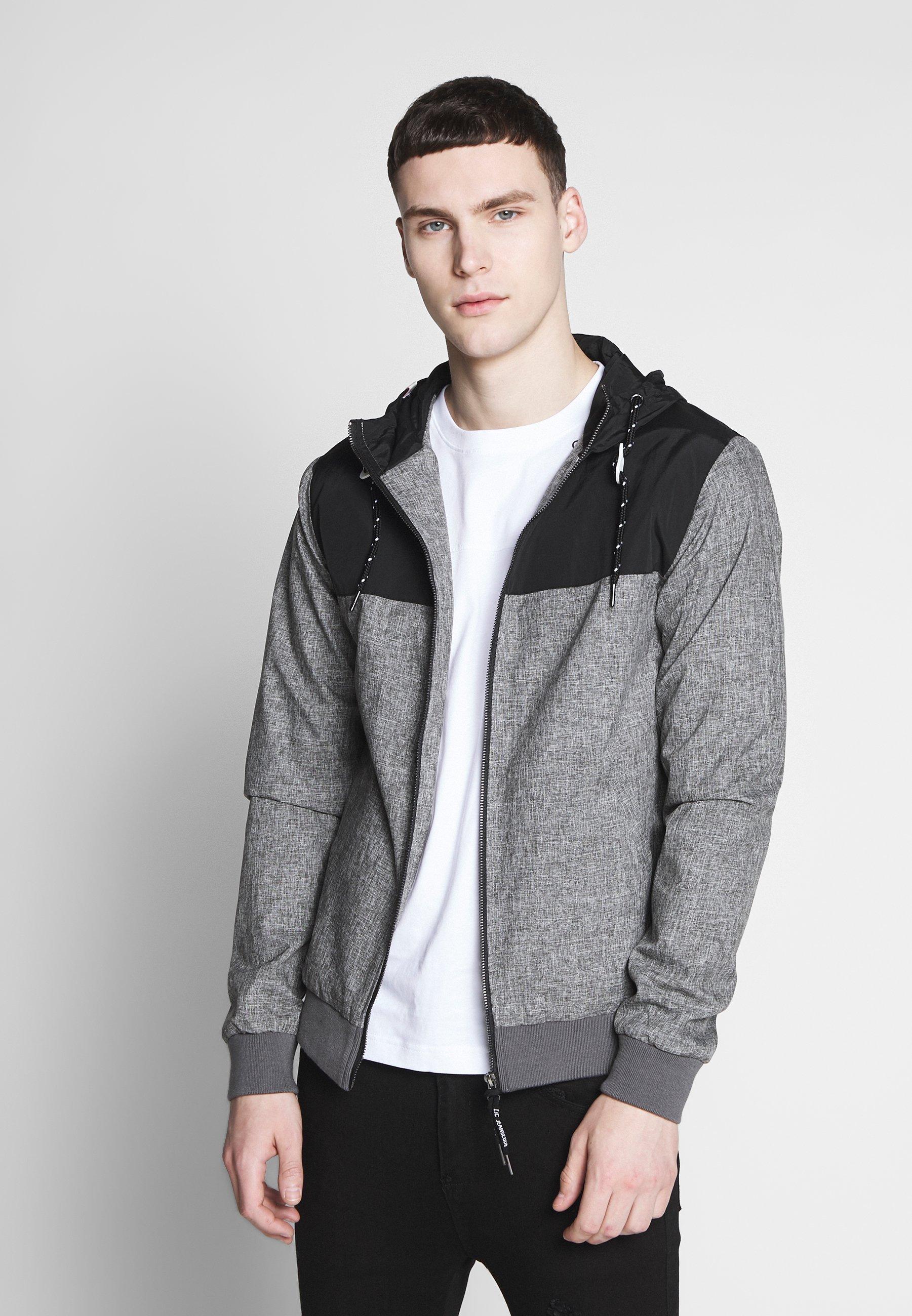 Men BRUSHWOOD - Summer jacket