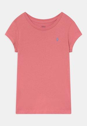 TEE - T-Shirt basic - desert rose