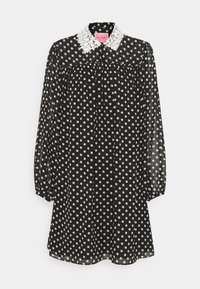 kate spade new york - LADY DOT SWING DRESS - Denní šaty - black - 0