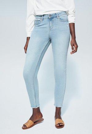 ANDREA - Jeans Skinny Fit - hellblau