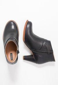 Neosens - BEBA - Ankle boots - ebony - 3