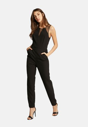 PATROL - Jumpsuit - black