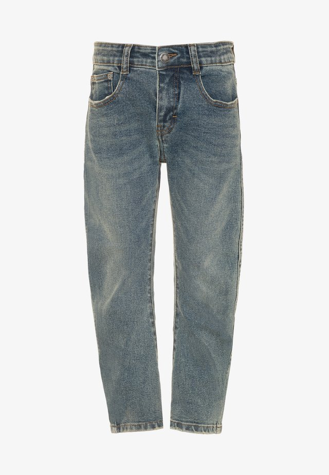 ALONSO - Jeans Straight Leg - tinted blue