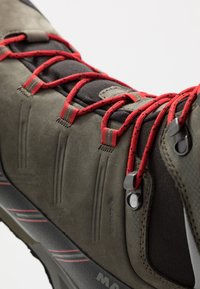 Mammut - KENTO GUIDE HIGH  - Mountain shoes - tin/spicy - 5