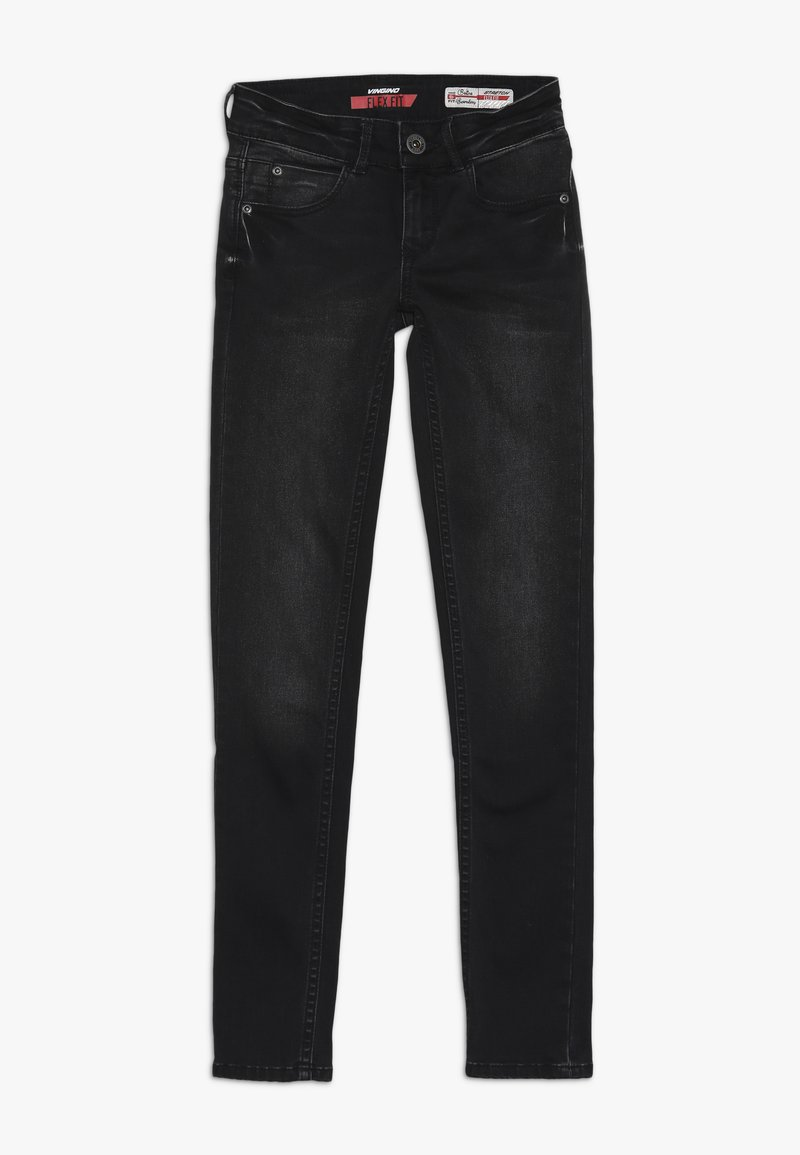 Vingino - BETTINE - Jeans Skinny Fit - black vintage