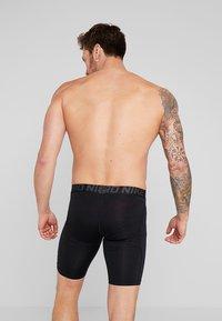 Nike Performance - PRO SHORT - Underkläder - black/anthracite/white - 2