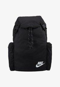 Nike Sportswear - HERITAGE UNISEX - Batoh - black/white - 8