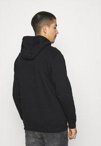 Nominal - NEW YORK HOOD - Sweater - black - 2